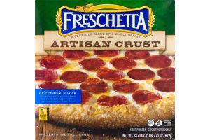 Freschetta Artisan Crust Pepperoni Pizza