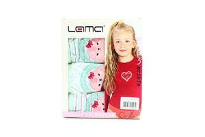 Труси Lama 3шт S G-SD1 110-116 для дівчаток