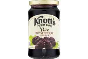 Knott's Berry Farm Pure Boysenberry Preserves