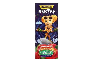 Нектар для детей от 5мес Яблоко-Персик Фиксики Маленькое счастье т/п 200мл
