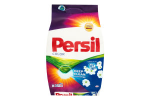 ПОРОШОК СТИР PERSIL COLD ZYME COLOR VERNEL 6КГ СТАБ/Б
