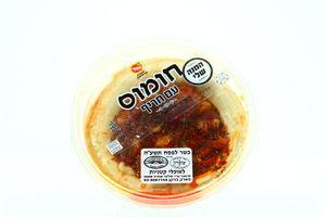 Хумус Shamir з пікантним соусом 160г Ізраїль х24