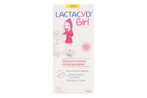 Средство для интимной гигиены Girl Lactacyd 200мл
