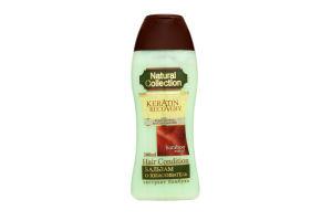 Бальзам-ополіскувач для волосся з екстрактом бамбука Keratin Recovery Natural Collection 300мл