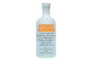 Водка 0.7л 40% Mandrin Absolut