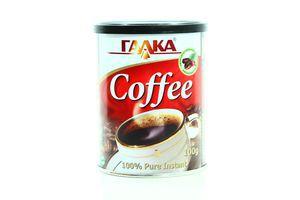 Кофе натуральный растворимый Галка ж/б 100г