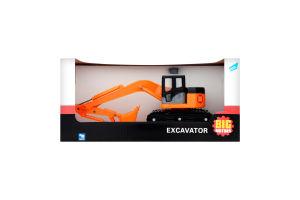 Іграшка для дітей від 3рок №32502 Excavator Big Motors 1шт