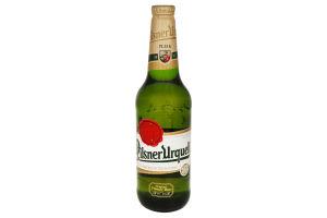 Пиво 0.5л 4% светлое Pilsner Urquell бут