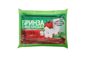 Бринза 30% Болгарська Світ Сир кг