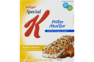 Kellogg's Special K Honey Almond Protein Meal Bar - 6 CT
