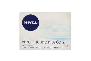 Крем-Мыло Nivea к/у 100г