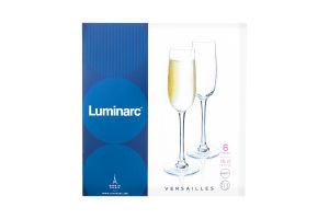 Набір бокалів Luminarc Versailles 160мл*6