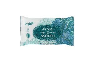 MARI e MONTI серветки вологі Premium Spa Complex 15шт