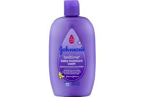 Johnson's Bedtime Baby Moisture Wash