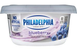 Philadelphia Cream Cheese Spread Blueberry