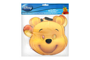 Маска карнавальная Disney Winnie Alphabet