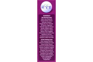 Veet Caring Touch Bikin Underarm Hair Removal Cream Kit Veet