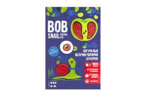 Конфеты Bob Snail натуральные яблочно-черничные