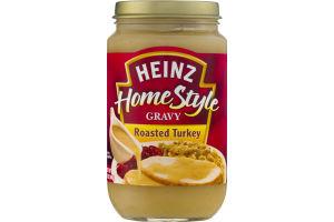 Heinz Home Style Gravy Roasted Turkey