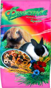 Корм для кроликов Природа
