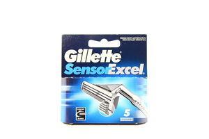 Картридж сменный для станка мужской Sensor Excel Gillette 5шт