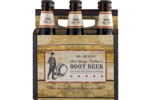 Small Town Brewery Not Your Father's Root Beer - 6 PK