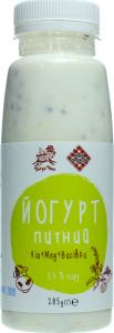 Йогурт Лавка традицій Коза Чка чіа/злаки/мед 3,4%