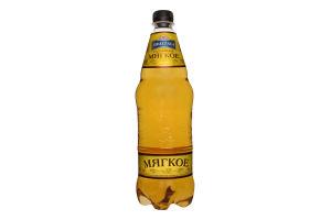 Пиво 0.9л 4.4% светлое Балтика Разливное Мягкое п/бут