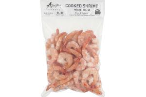 Aqua Star Cooked Shrimp Peeled, Tail-On
