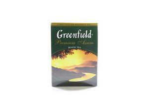 Чай черный листовой Premium Assam Greenfield к/у 100г