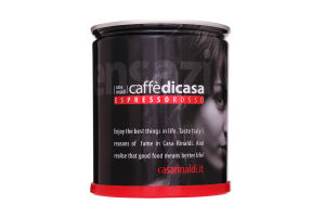 Кофе Casa Rinaldi Espresso Rosso молотый 250г