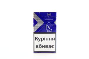 Сигареты Parker&Simpson C-Line Blue 20шт