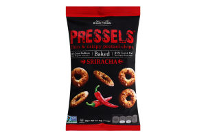 Брецели Dream Pretzels тонкие со вкус соус Шрирача