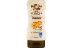 Hawaiian Tropic Silk Hydration Lotion Sunscreen SPF 30