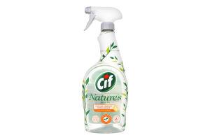 Средство для чистки кухни Lime extract Могущество природы Cif 750мл