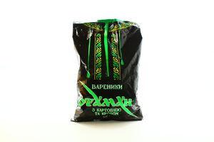 Вареники Отаман з картоплею та кропом 800г х9