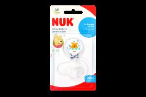 Клипса с цепочкой для пустышки NUK Disney Winnie The Pooh (в ассорт.)