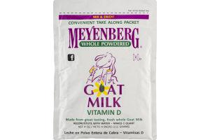 Meyenberg Whole Powdered Goat Milk Vitamin D