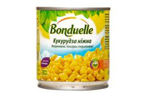 Кукуруза нежная Bonduelle ж/б 170г