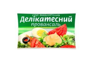Соус майонезный Деликатесный провансаль ПрАТ Чумак м/у 180г