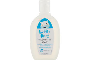 Little Ones Head-to-Toe Wash
