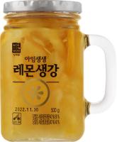 Чай жидкий Nokchawon I'm saengsaeng Lemon&Ginger