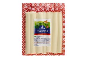 Сир 45% розсільний Сулугуні Хуторок кг