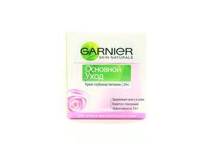 Крем для лица питание Основной уход Garnier 50мл