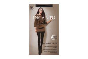 Колготки жіночі Incanto Micro Velvet 100den 4-L Nero