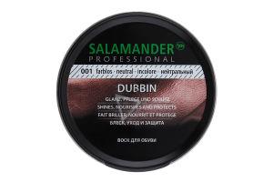 Воск для обуви нейтральный Dubbin Professional Salamander 100мл