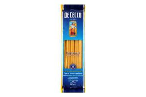 Изделия макаронные Bucatini De Cecco м/у 500г