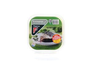 Сельдь Flagman филе-кус в масле с душ травами 200г