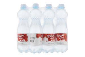 Вода минеральная природная столовая негазированная Лагидна Червона калина п/бут 0.5л
