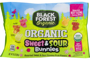 Black Forest Organic Sweet & Sour Bunnies